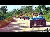 Dune Buggy Safari - Costa Maya Mexico - YouTube HD