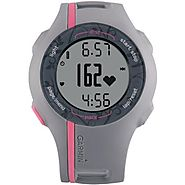 Garmin Forerunner 110 GPS-Enabled Sport Watch with Heart Rate Monitor (Pink) (Discontinued by Manufacturer)