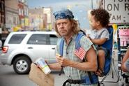 Best Actor in a Comedy Series- William H. Macy in Shameless