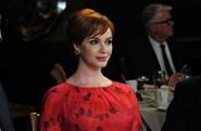 "Supporting Actress in a Drama--Christina Hendricks in ""Mad Men"""