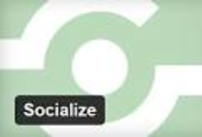 WordPress › Socialize « WordPress Plugins