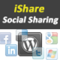 WordPress - iShare jQuery Sharing Buttons for WordPress | CodeCanyon