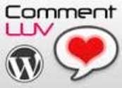 WordPress › CommentLuv « WordPress Plugins