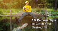 10 steps and you become masters of Fishing