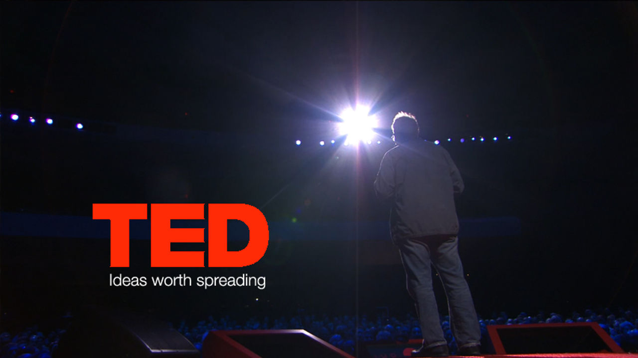 Headline for Top Ted talk that will change your thinking.