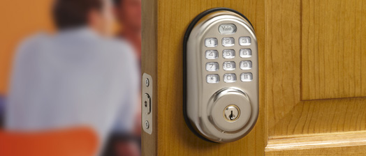 Headline for Best Electronic Keypad Deadbolts Reviews