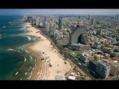 TEL AVIV , ISRAEL - A WALKING TRAVEL TOUR - HD 1080P