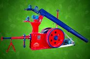 Biomass Briquette Press - The Greenest Technology Ever