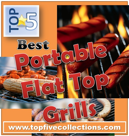 Headline for Portable Flat Top Grills