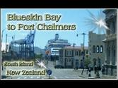 New Zealand South Island ~ Destination Blueskin Bay to Port Chalmers NZ Tourism and Travel
