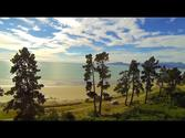 Flying around Nelson NZ with a Phantom quadcopter + Gopro 3 Black edition