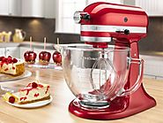Best Kitchenaid Stand Mixers for Baking - Kitchen Things
