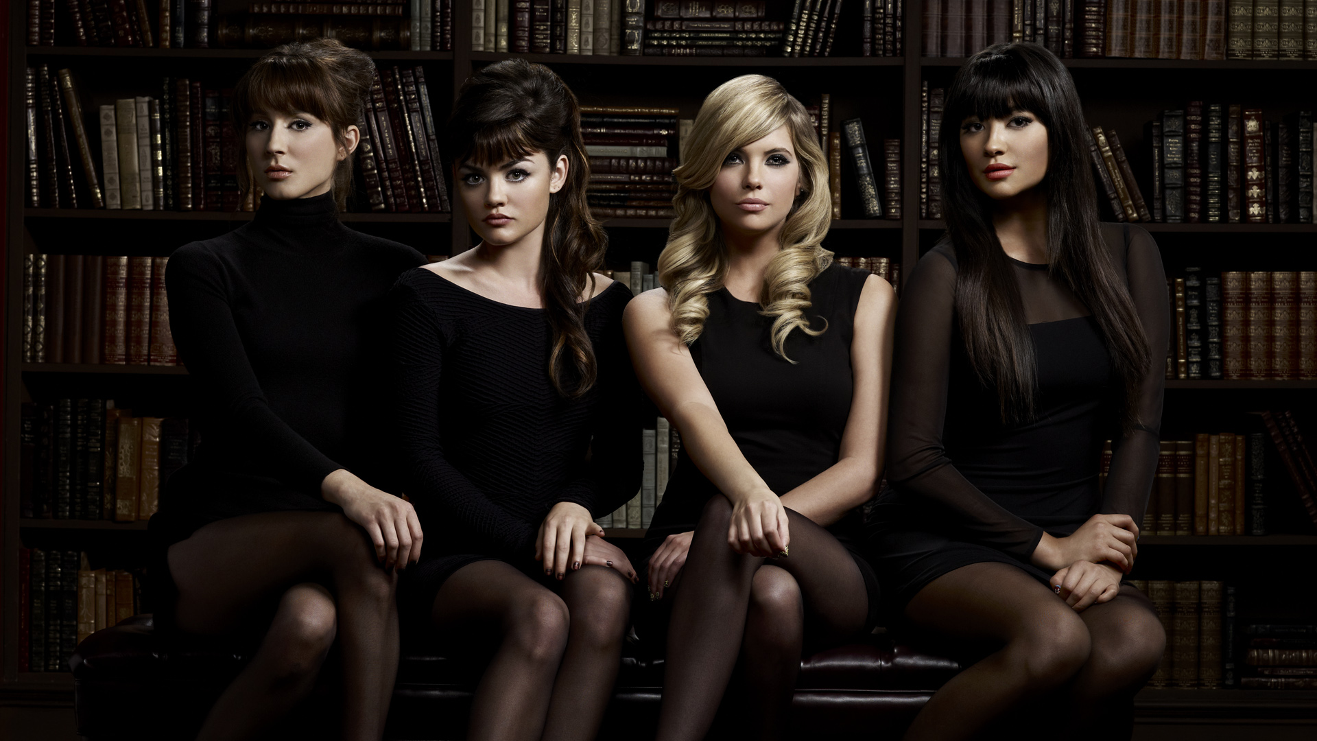 Headline for Someone is Watching: 10 Reasons Why We Can't Look Away from Pretty Little Liars