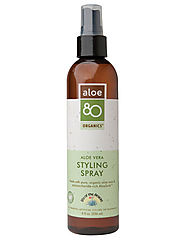 Aloe 80 Styling Spray for Hair - Lily of the Desert