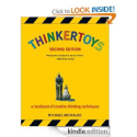 Thinkertoys: A Handbook of Creative-Thinking Techniques: Michael Michalko: Amazon.com: Kindle Store