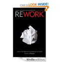 Rework: Jason Fried, David Heinemeier Hansson: Amazon.com: Kindle Store