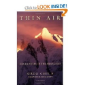 Thin Air: Encounters in the Himalaya: Greg Child: 9780898865882: Amazon.com: Books