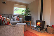 STAYS WITH STYLE | A Romantic Winter Weekend Retreat in the Shropshire Hills