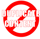 Fix The Duplicate Content Issues