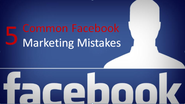 5 Avoidable Facebook Errors