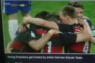 Someone Uploaded The Germany-Brazil Game To Pornhub