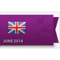 June 2014 Social Marketing Report: United Kingdom Regional