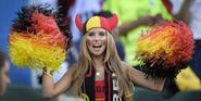 Belgian teen lands modeling gig after World Cup photos go viral