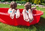 Best Kiddie Pools 2015 - Top 5 List for Summer 2015