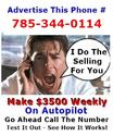 Sokule - MLM Six Figure Earners This Could Be Your Number 785-344-0114
