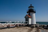 http://en.wikipedia.org/wiki/Nantucket_Harbor_Range_Lights