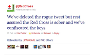 How The Red Cross defused a potential Social Media crisis situation