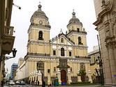 St. Peter's Church, Lima - Wikipedia, the free encyclopedia