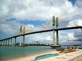 Newton Navarro Bridge - Wikipedia, the free encyclopedia