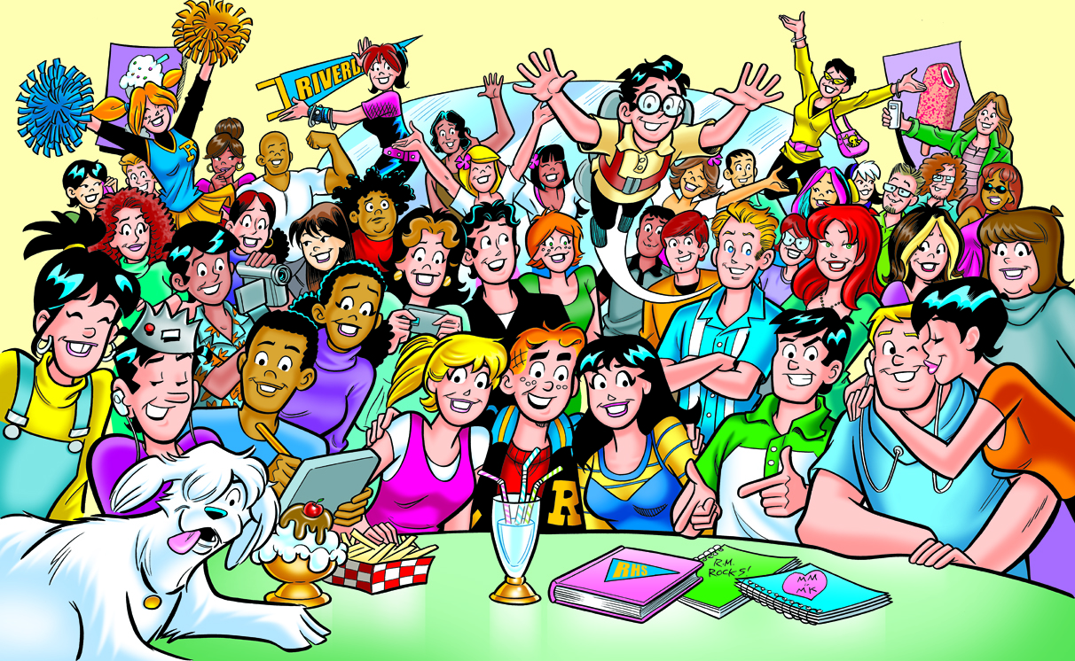 Headline for All in for Archie: 10 Ways Archie has Fit into Real Life