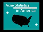 Acne Statistics in America - Acne Tips and Infographic