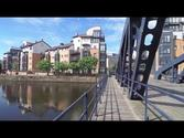 The Water of Leith Edinburgh, Scotland - Balerno to Leith Part 2 (Accompanied by music)