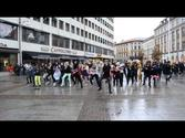 Gangnam Style flashmob Gothenburg SWEDEN!
