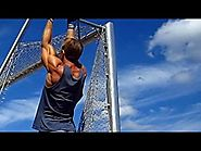 Calisthenics Biceps & Back Workout Routine