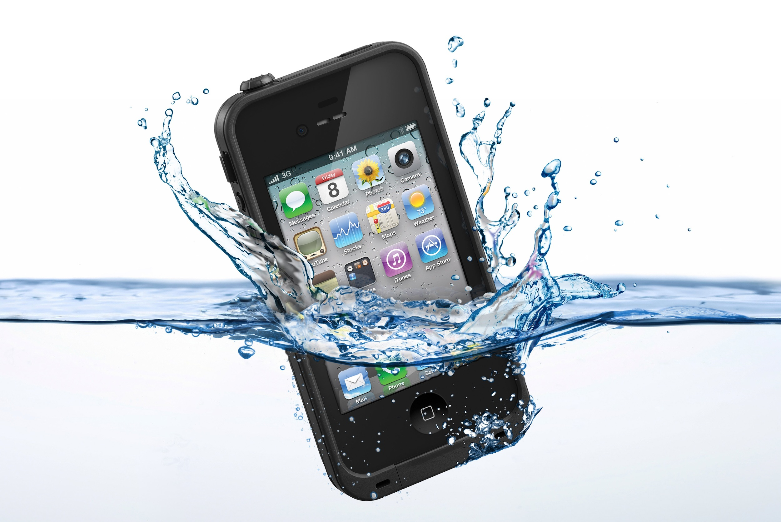 Headline for Best Waterproof Phone Cases Reviews
