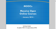 MOOCs: Massive Open Online Courses. European University Association Occasional Paper. An update on developments in fi...