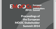 European MOOC Stakeholder Summit 2014