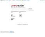 Boardreader - Forum Search Engine