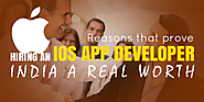 Hire Indian iOS Developers for Exponential Business Growth