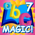 ABC MAGIC 7 Memory Match- Free