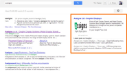 Google's Knowledge Infopanel is Geo targeted .... BUT - Google Plus Business Pages