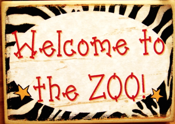 Headline for FREE Zoo Apps! Zoo guides for a zoo near you! (free Android apps for kids)