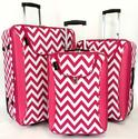 Best Chevron Luggage | Chevron Luggage Sets, Rolling Luggage and Carry On.