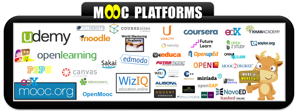 Headline for MOOC Development Platforms