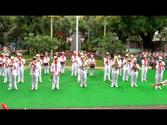 Tequila n' Oye Como Va by Hoang Van Thu Secondary School Band
