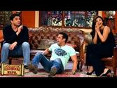 Comedy Nights With Kapil - Salman-Sohail (Jai Ho)